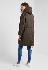CLOSED - MITCHELL - Parka - sea tangle - 2