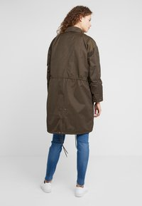 CLOSED - MITCHELL - Parka - sea tangle - 3