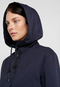 CLOSED - LALO - Zimní kabát - dark night - 4
