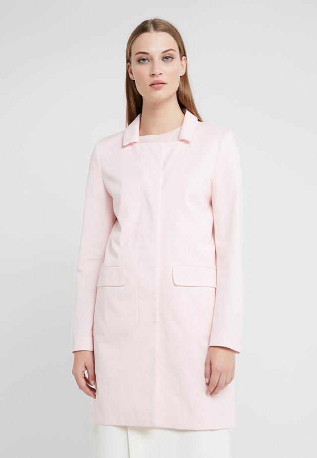PORI - Halflange jas - soft pink