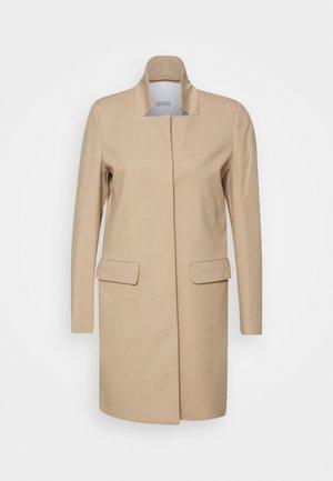 PORI - Short coat - clay