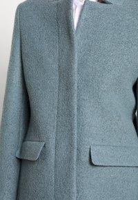 CLOSED - PORI - Cappotto corto - archive blue - 5