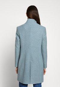 CLOSED - PORI - Cappotto corto - archive blue - 2