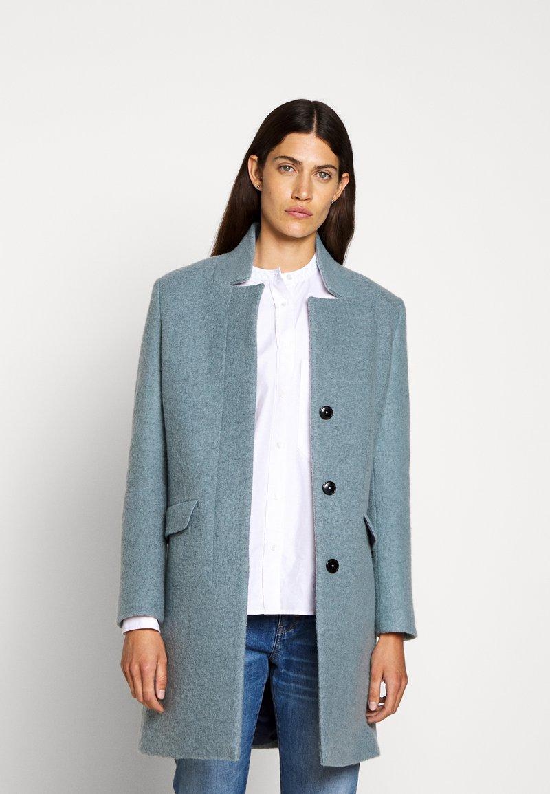 CLOSED - PORI - Cappotto corto - archive blue