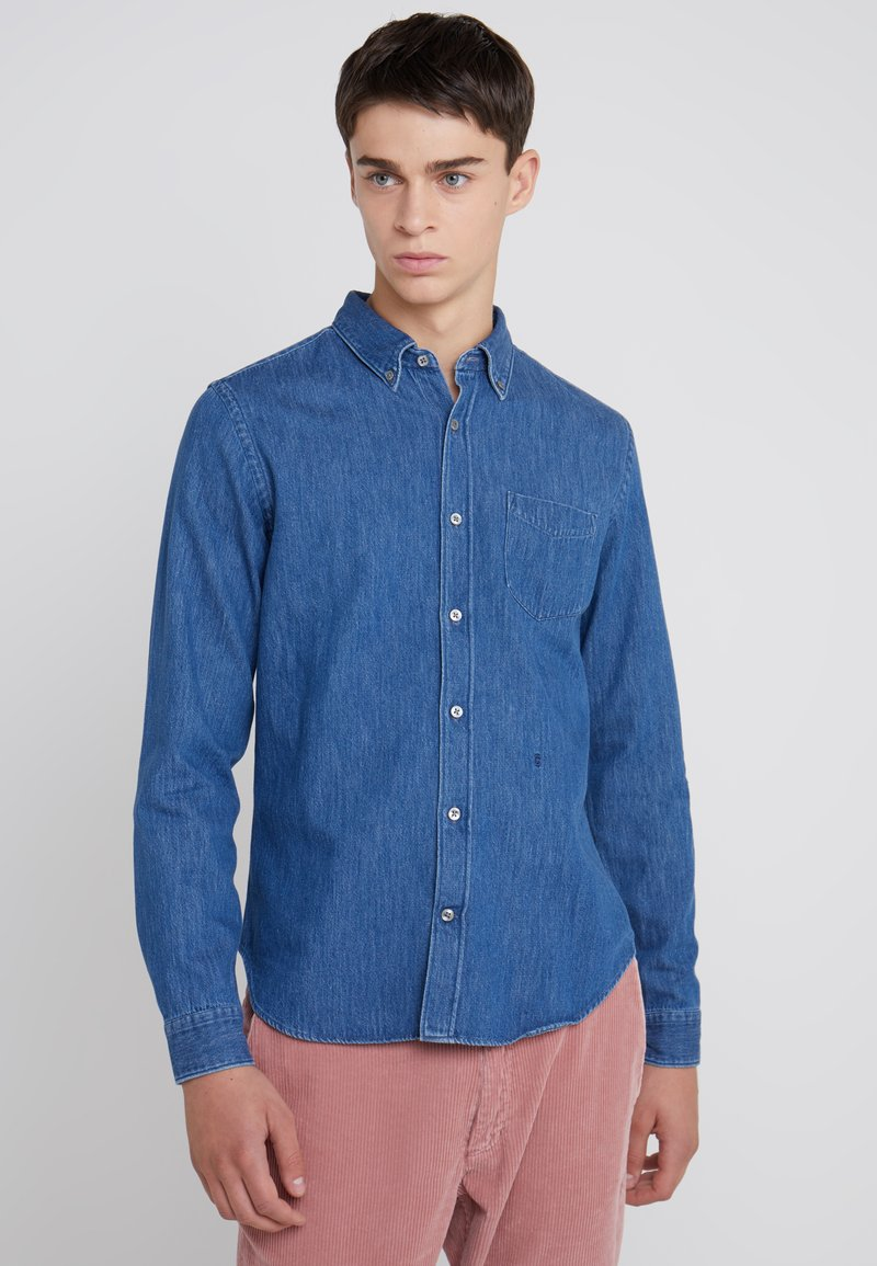 CLOSED - Shirt - mid blue