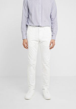 CLIFTON SKINNY - Chinos - ivory