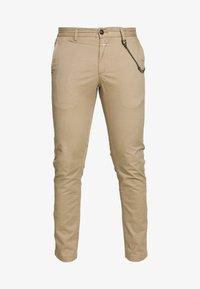 CLOSED - CLIFTON SKINNY - Chino kalhoty - pebble - 4