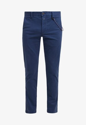 CLIFTON SKINNY - Chino kalhoty - nautical blue