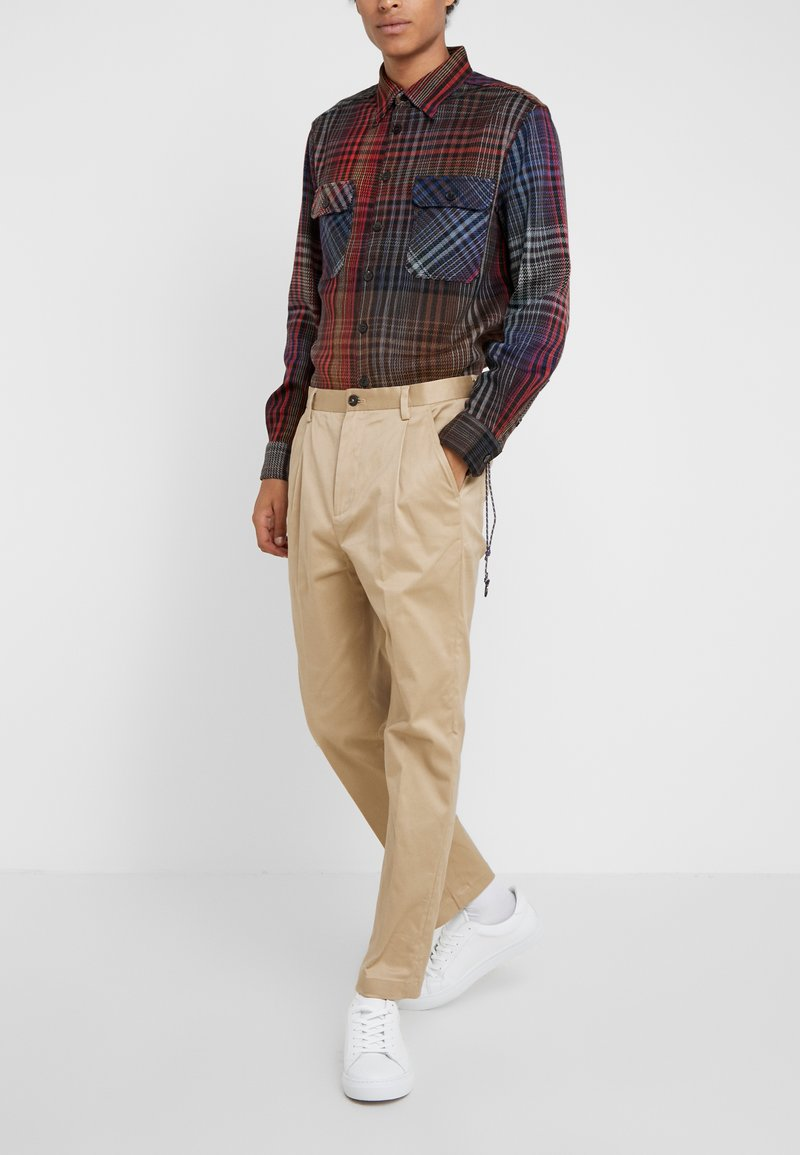 CLOSED - BOSTON  - Trousers - sand