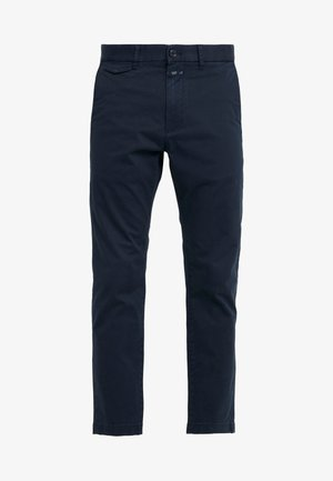 ATELIER CROPPED - Chinos - dark night