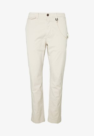 ATELIER CROPPED - Broek - barely beige