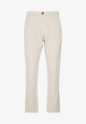 ATELIER CROPPED - Chino - barely beige