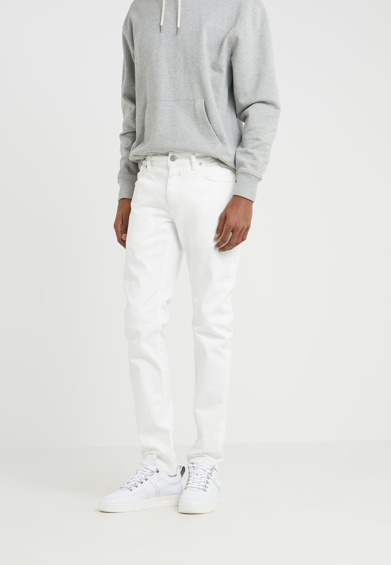 CLOSED - UNITY - Slim fit jeans - white