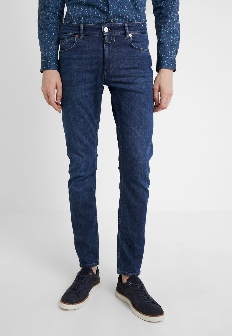 CLOSED - UNITY  - Slim fit jeans - dark blue