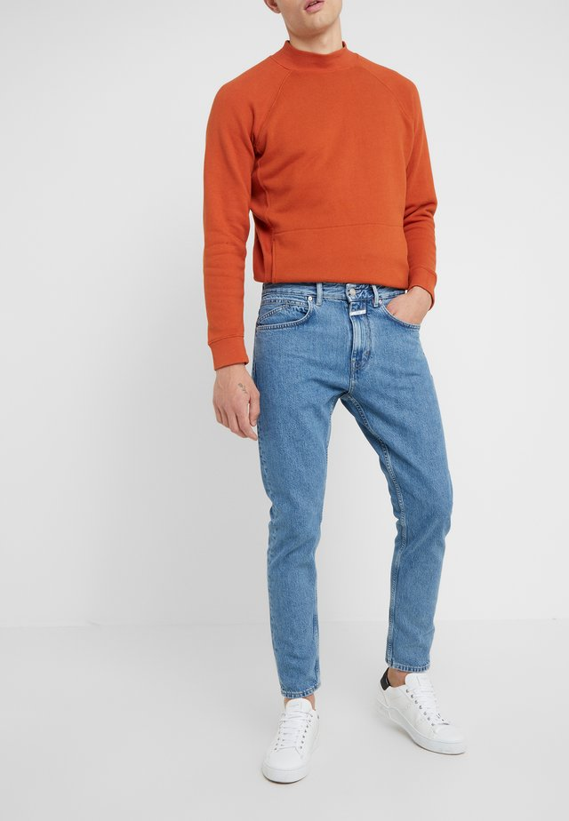COOPER  - Slim fit jeans - mid blue