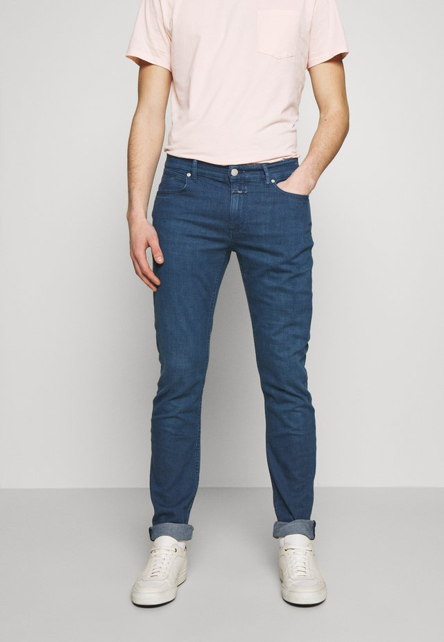 UNITY - Jeansy Slim Fit - mid blue