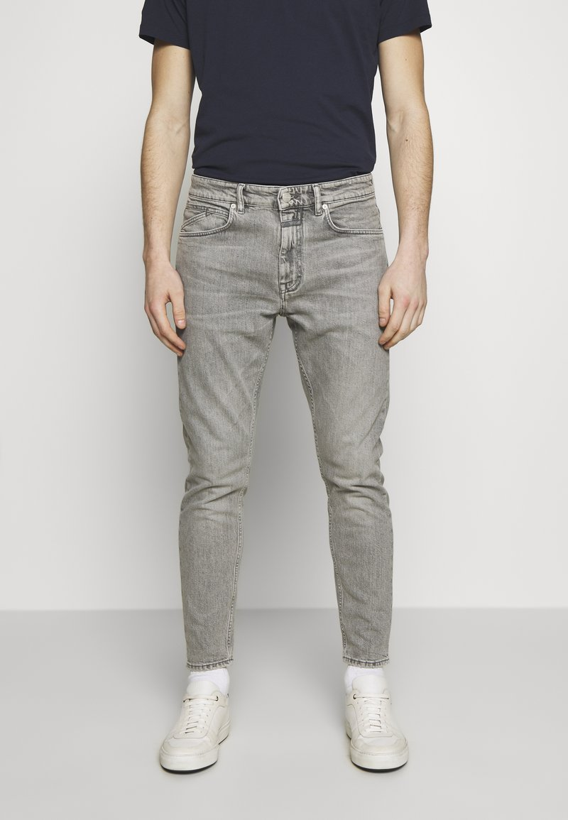 CLOSED - COOPER - Jeans Tapered Fit - mid grey
