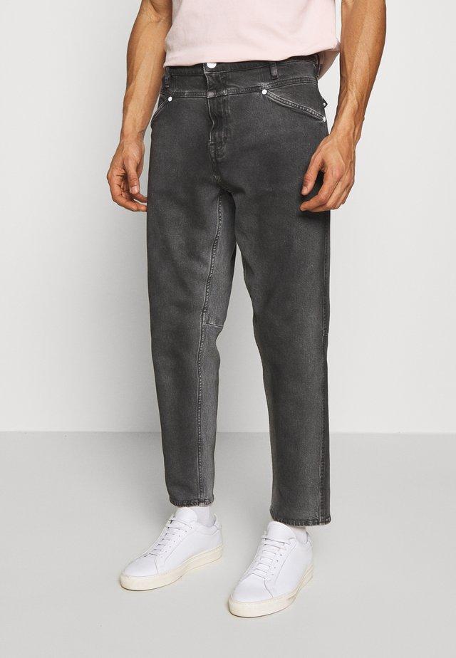 X LENT  - Zúžené džíny - mid grey