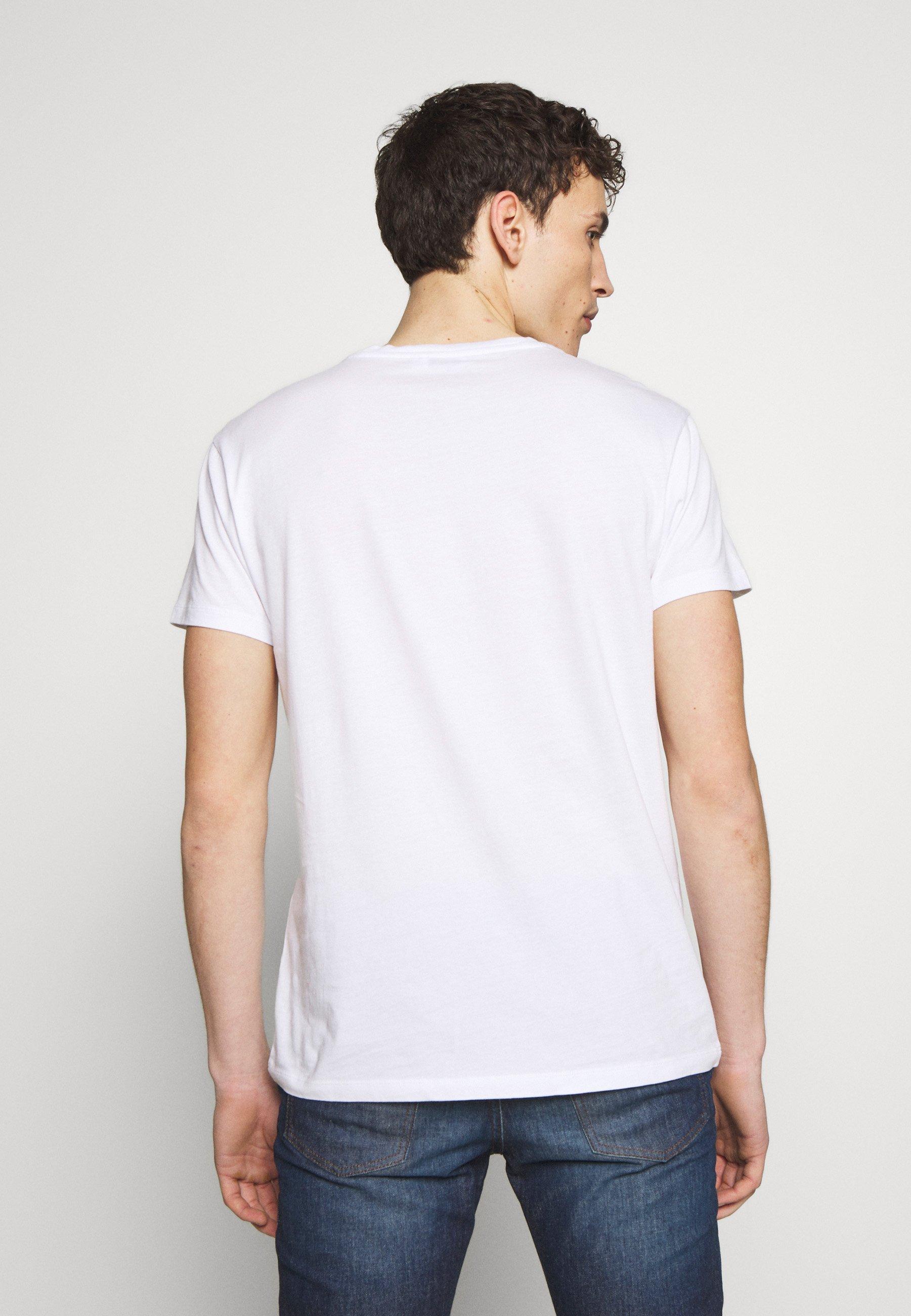 Closed T-shirt - Bas White SDQBPrl