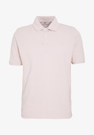 Polo shirt - soft pink