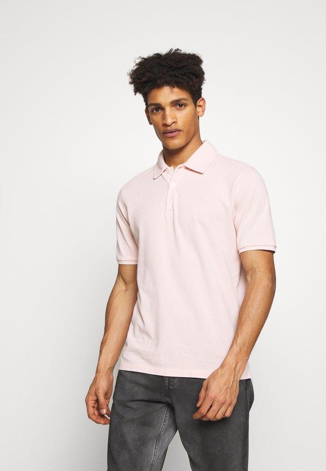 Poloshirt - soft pink