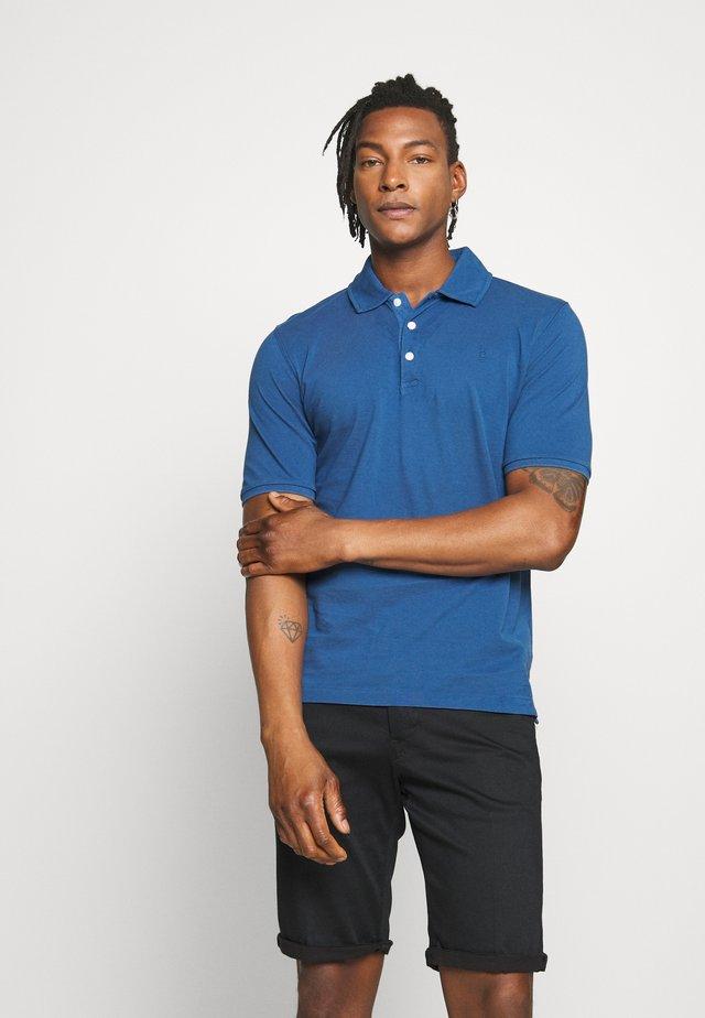 Poloshirts - fading indigo