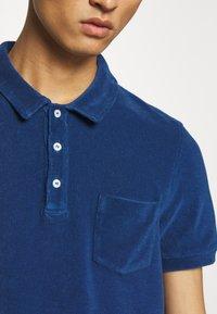 CLOSED - SHORT SLEEVE - Polo shirt - fading indigo - 5
