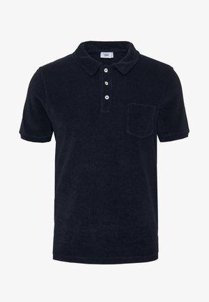 SHORT SLEEVE - Polo shirt - dark night