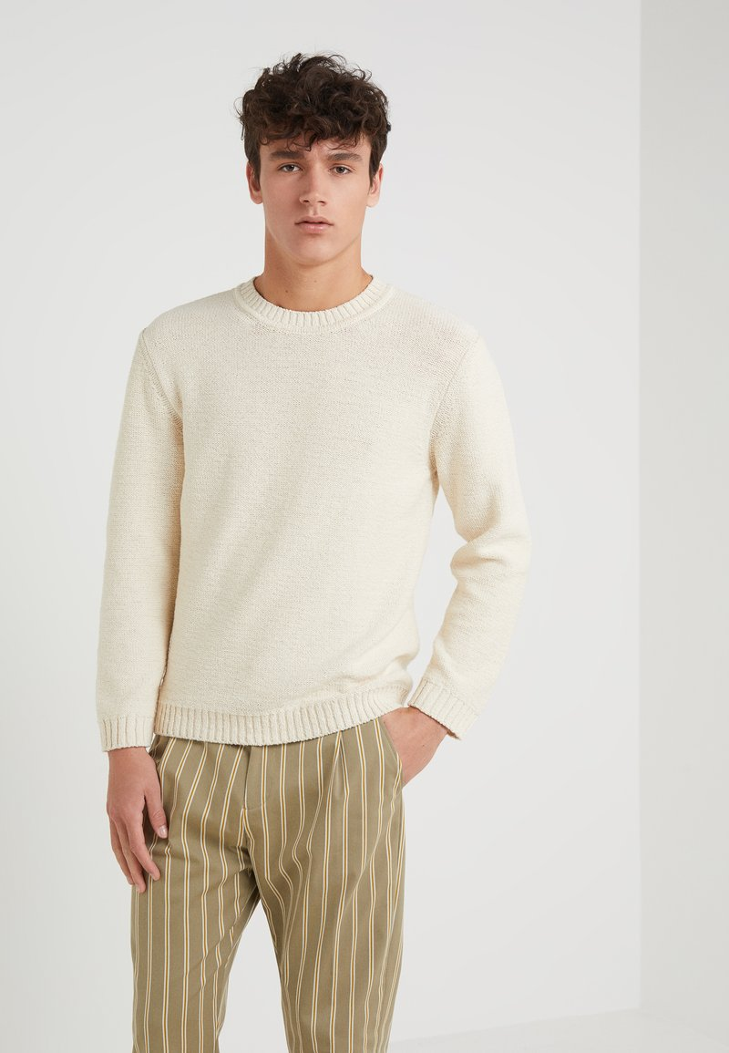 CLOSED - Strickpullover - ivory