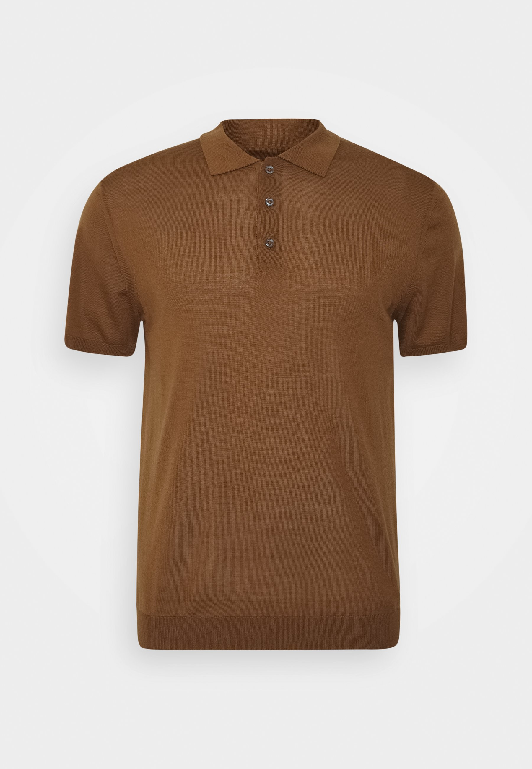 Closed Men´s - Poloshirts Antique Wood