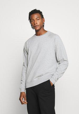 Felpa - light grey melange