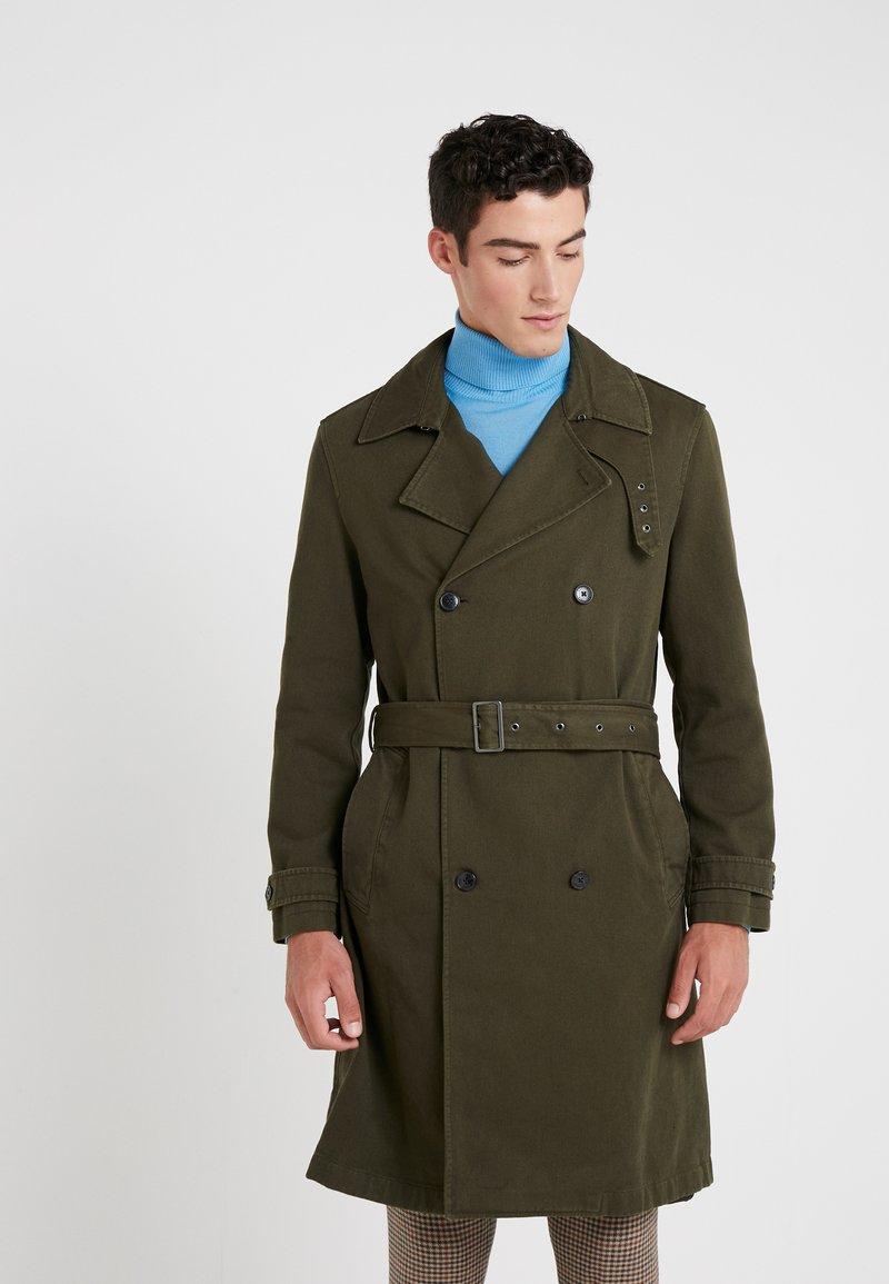 CLOSED - Trenchcoat - sea green