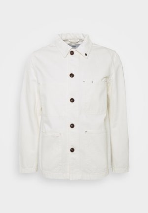 WORKER JACKET - Summer jacket - ivory