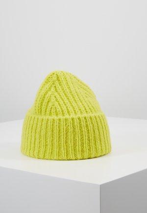 HAT - Beanie - lemon peel