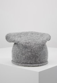 CLOSED - HAT - Bonnet - grey heather melange - 0