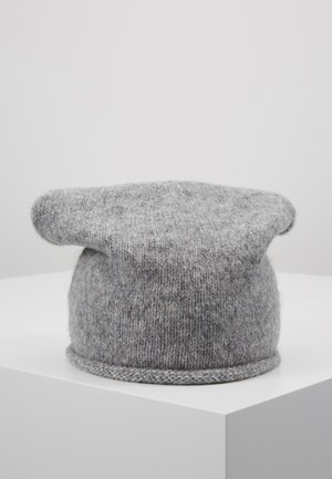 HAT - Čepice - grey heather melange