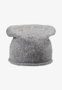 CLOSED - HAT - Bonnet - grey heather melange - 3