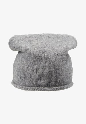HAT - Mütze - grey heather melange