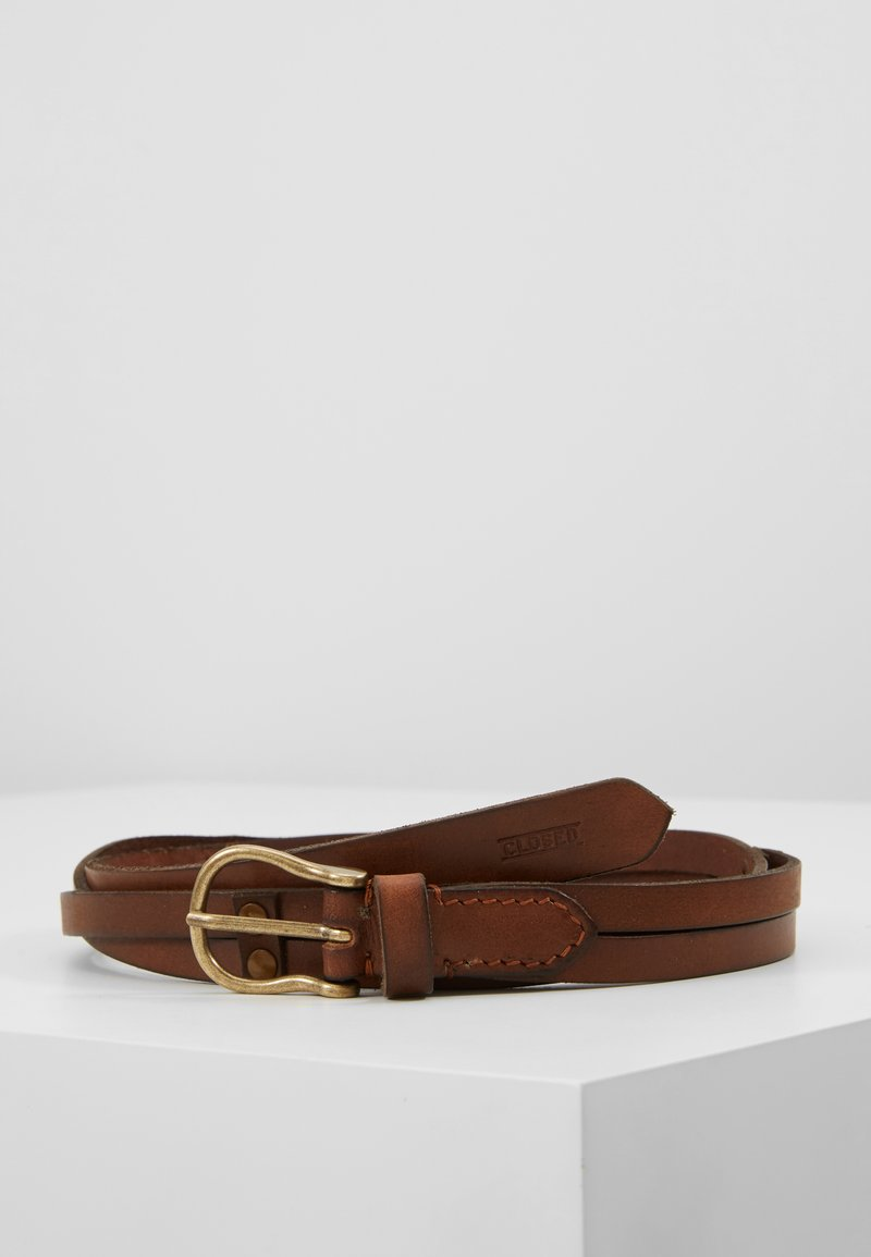 CLOSED - BELT - Gürtel - cognac