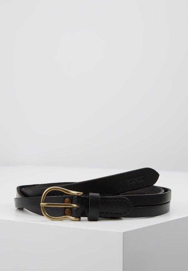 BELT - Gürtel - black