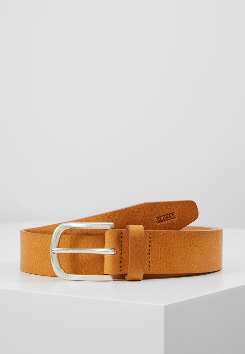 CLOSED - BELT - Vyö - caramel