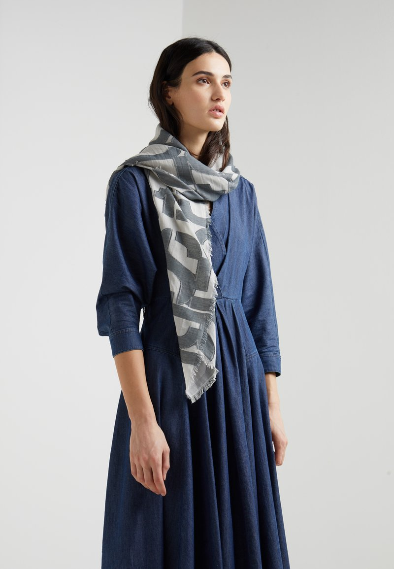 CLOSED - SCARF - Foulard - aviator blue