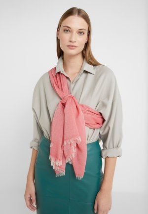 LONG RECTANGLE LIGHTWEIGHT - Scarf - geranium