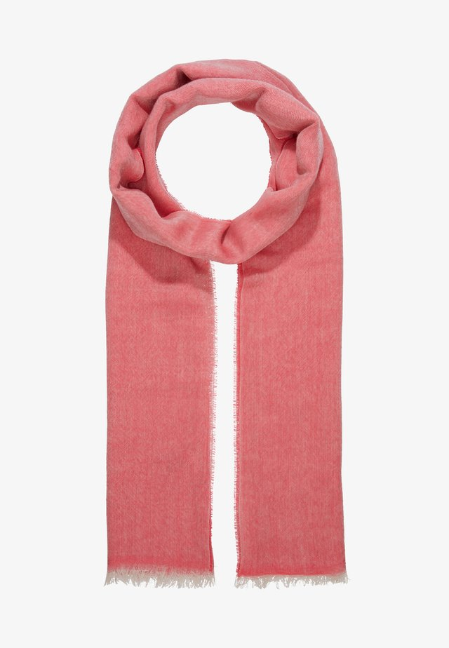 LONG RECTANGLE LIGHTWEIGHT - Sjaal - geranium