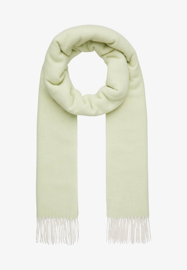 Sjal - light green