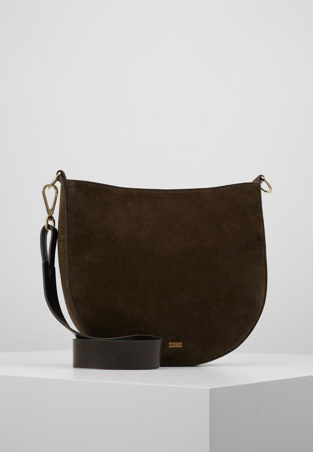 Handbag - shadow green