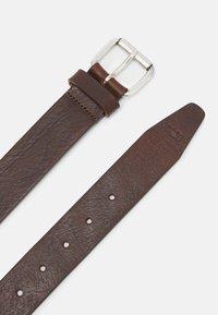 CLOSED - Pásek - dark brown - 3