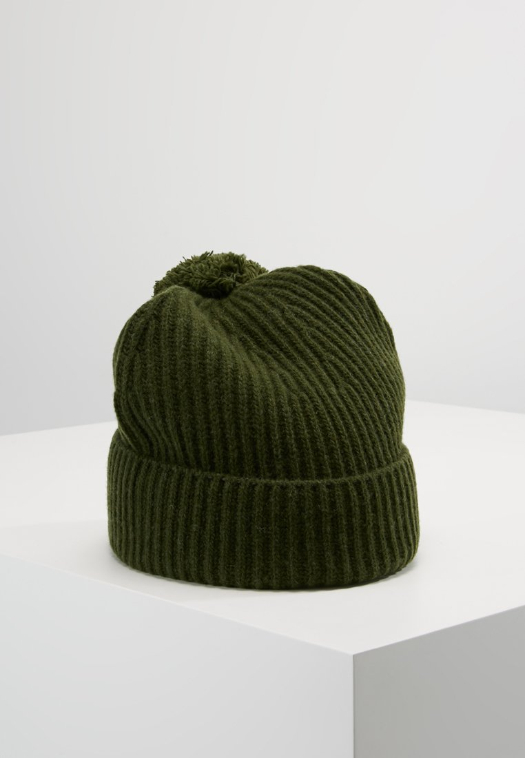 CLOSED - Beanie - olive nights