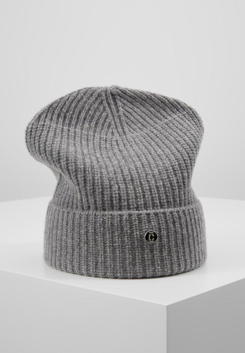 CLOSED - Mütze - grey heather