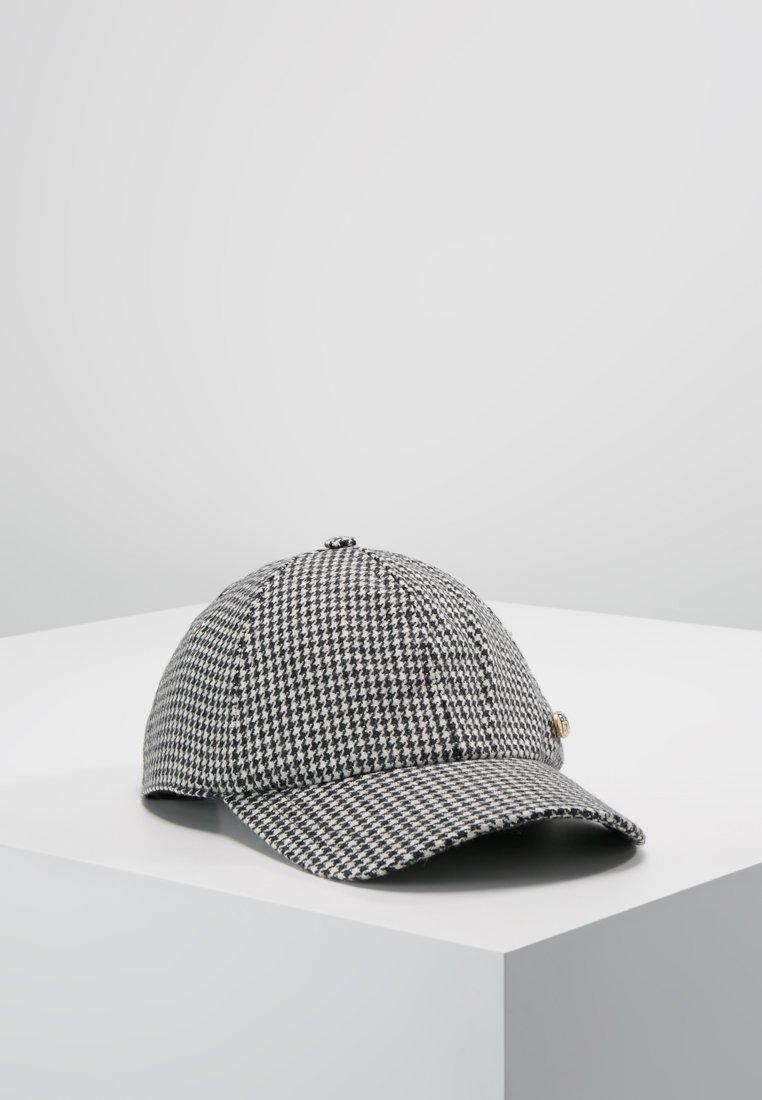 CLOSED - CAP - Kšiltovka - black/white